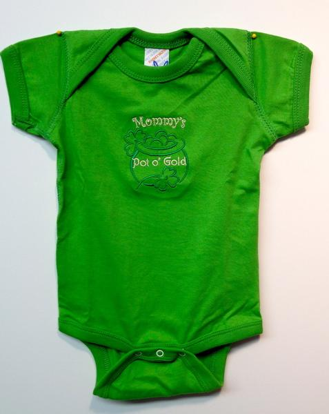 Irish Infant Onesie