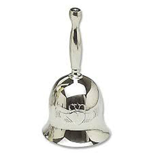 Mullingar Pewter Wedding Bell