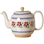 Nicholas Mosse Irish Pottery Old Rose Teapot