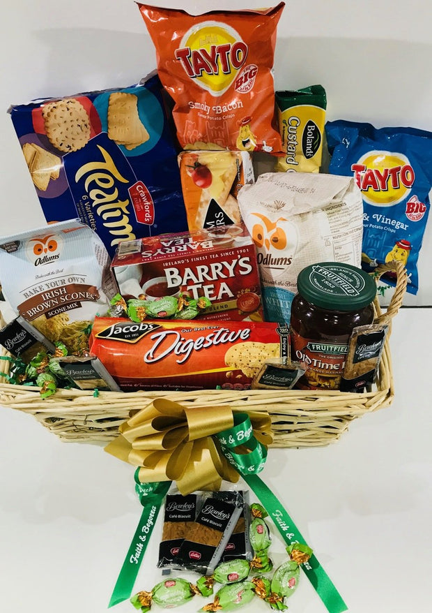 Not for the Sweet Tooth Irish Food Gift Basket
