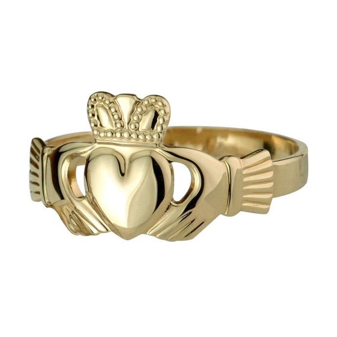 10K Gold Maid's Ring  Solvar for Women