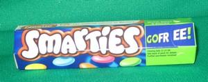 Irish Candy Smarties