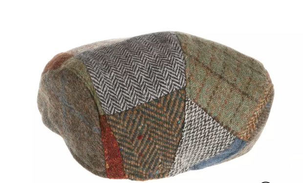Touring Cap Patchwork by Hanna Hats