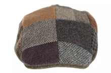 Load image into Gallery viewer, Touring Cap Patchwork by Hanna Hats