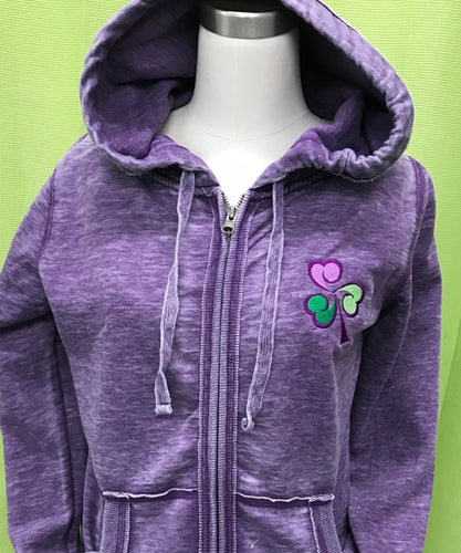 Soft Cotton Ladies Hoody