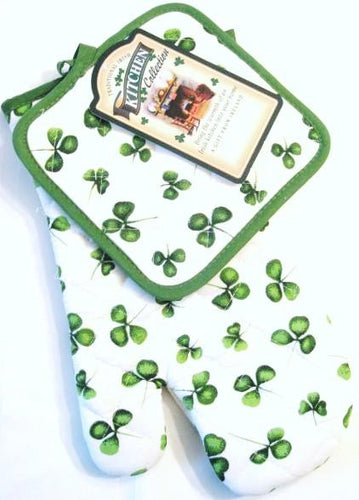shamrock kitchen set