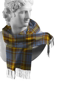 Sligo Irish County Tartan Scarf