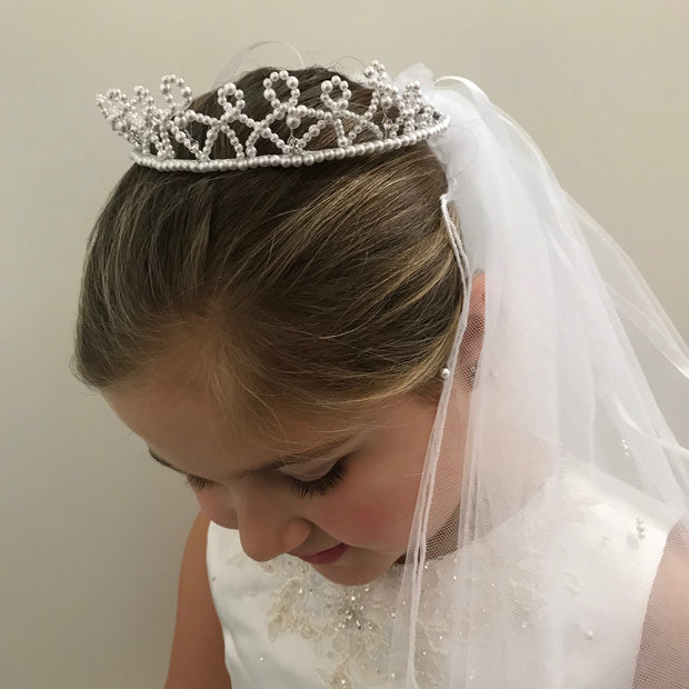 First Holy Communion Tiara