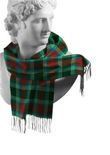Load image into Gallery viewer, Waterford Irish County Tartan Scarf