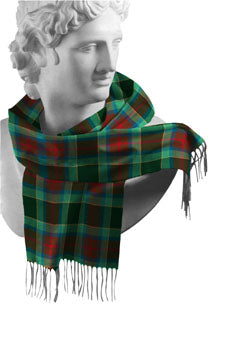 Waterford Irish County Tartan Scarf