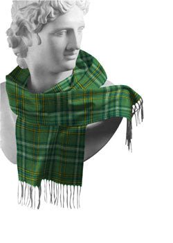 Wexford Irish County Tartan Scarf