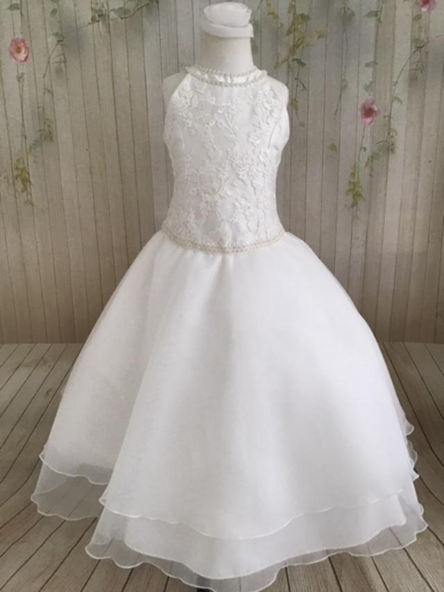 Christie Helene Couture Communion Dress - Faye