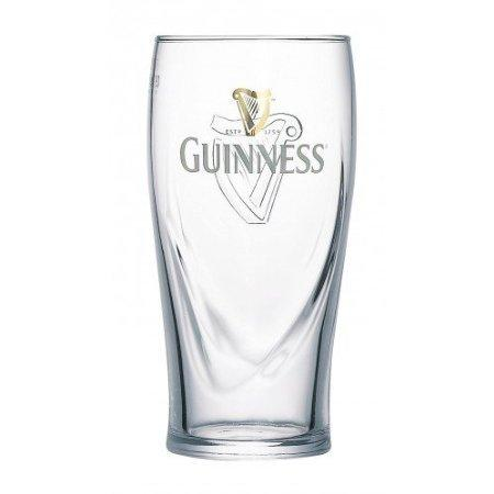 Guinness Half Pint Glass