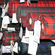 Load image into Gallery viewer, Tyrone Irish County Tartan Ties