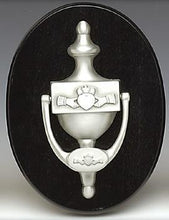 Load image into Gallery viewer, Mullingar Pewter Claddagh Door Knocker