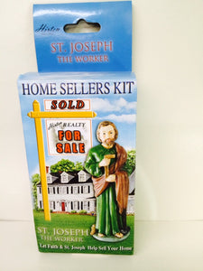 St. Joseph Statue, Sell Home