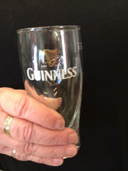 Half pint Guinness Gravity Glass