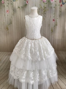 Christie Helene Couture Communion Dress - Rebecca