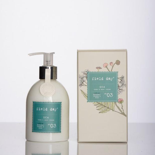 Sea Hand and Body Cream