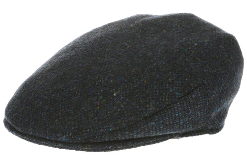 Vintage Flat Cap Tweed by Hanna Hats