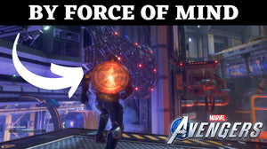 Follow the Warships Signal To Find Its Source Marvel Avengers Game - By Force of Mind Mission Quest Guide