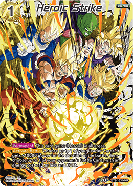 what does nhr stand for dragon ball super