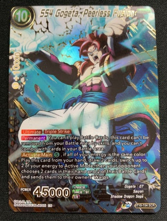 Dragon Ball Super expensive cards