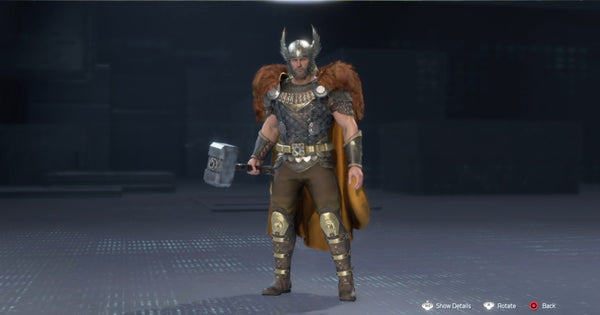 dawn star thor legendary skin outfit wallpaper avengers