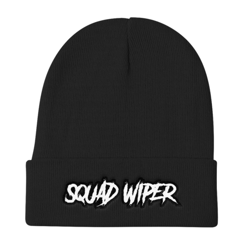 Squad Wiper Gamer Gaming Beanie