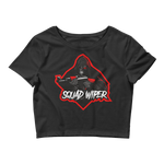 Squad Wiper Gamer Streamer Crop Top