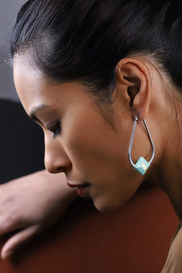 Alula light hoops Earrings