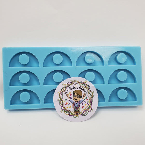 MNG Straw Topper Molds