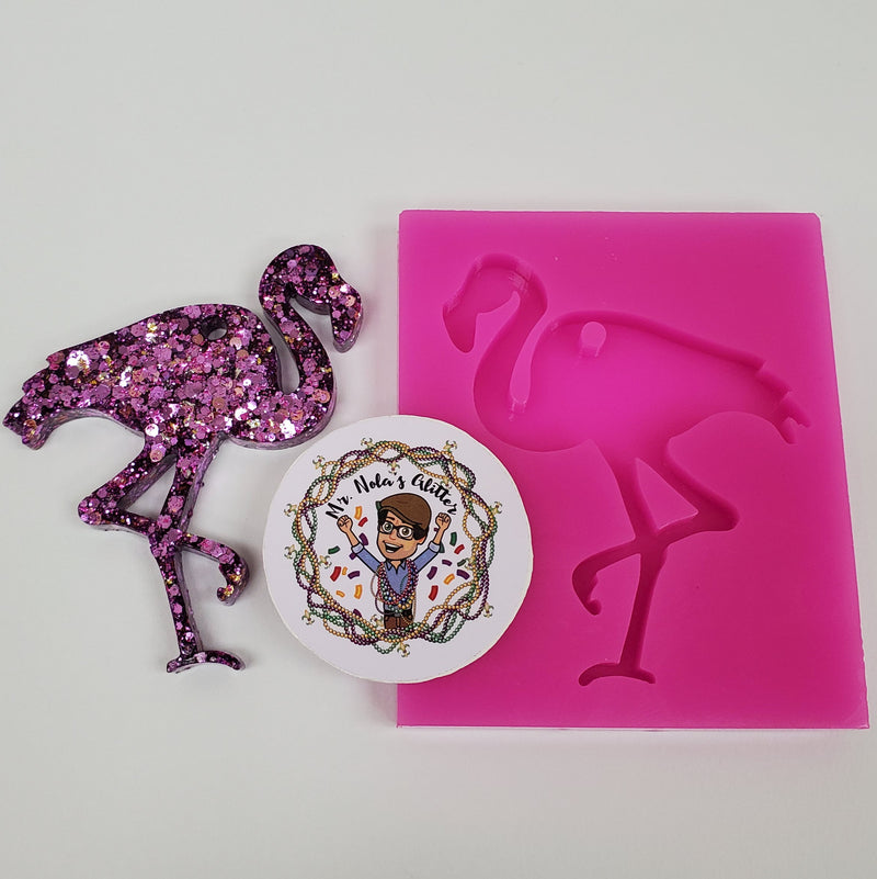 MNG Flamingo Key chain Molds