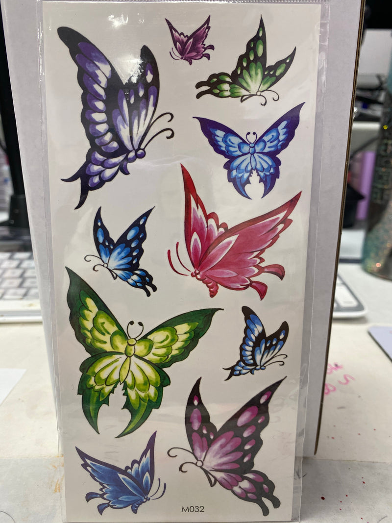 MNG Temp Tattoos Page 2 (34B-53B)