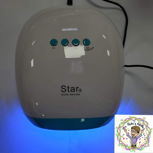 UVLED Lamp Star4 54W