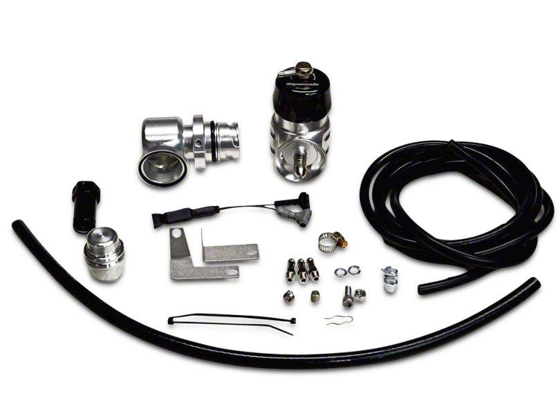 Turbosmart Smart Port Supersonic Blow Off Valve (15-21 2.7L/3.5L EcoBoost F-150) CV Fabrication (CVF)