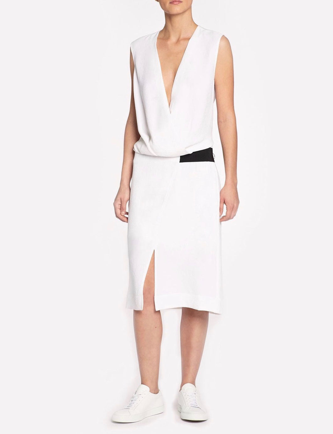 Brochu Walker Salt White Dress