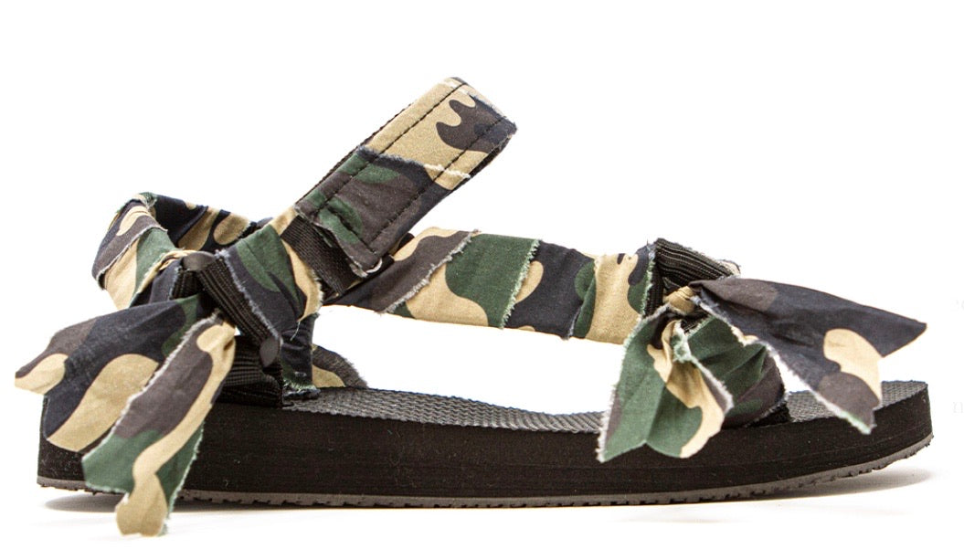 Arizona Love Sandal - Camo