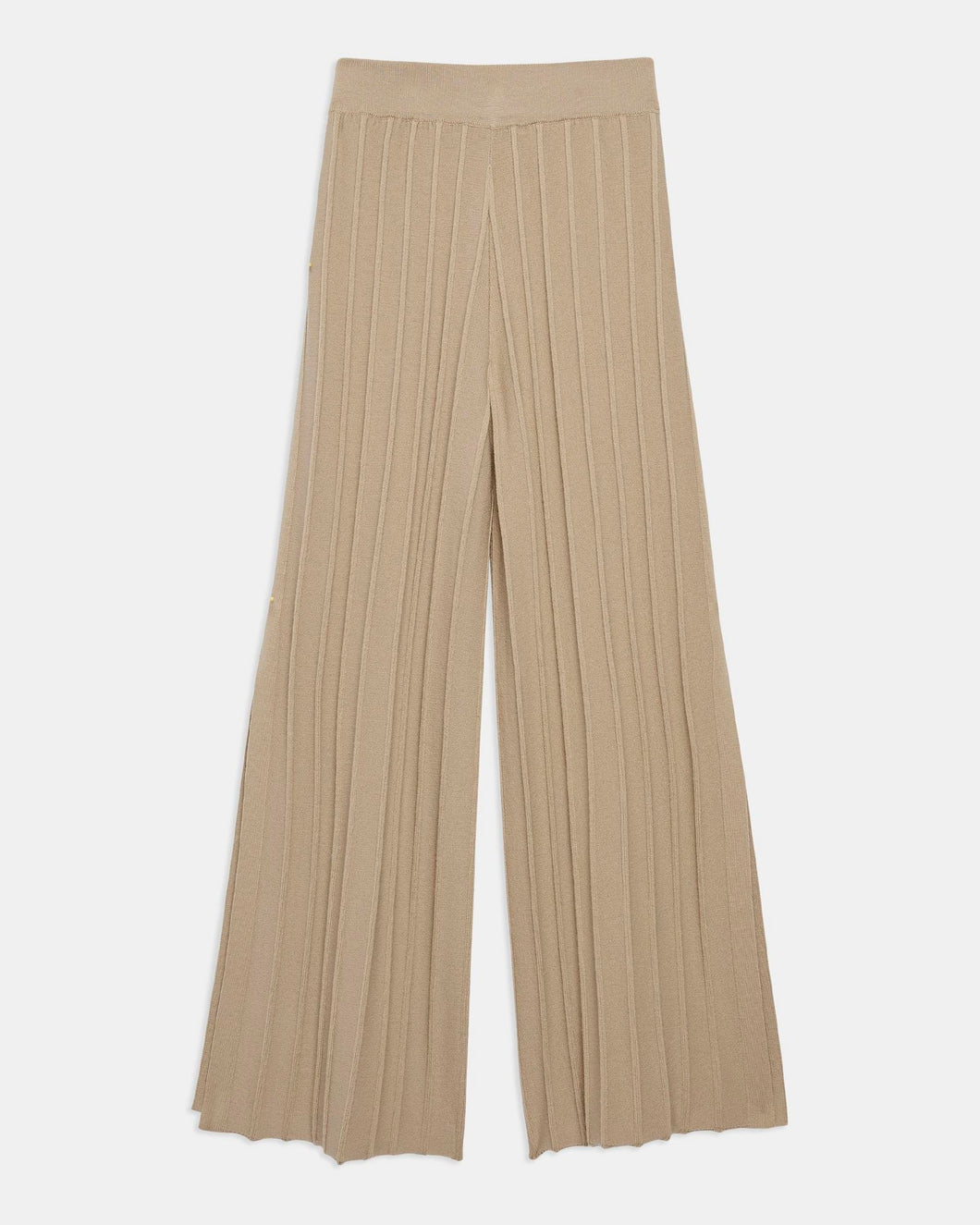 ThL0111718 Ribbed Wide Pant