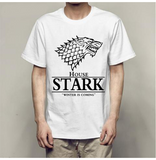 Tee-shirt Game Of Thrones House Stark | Kobizz