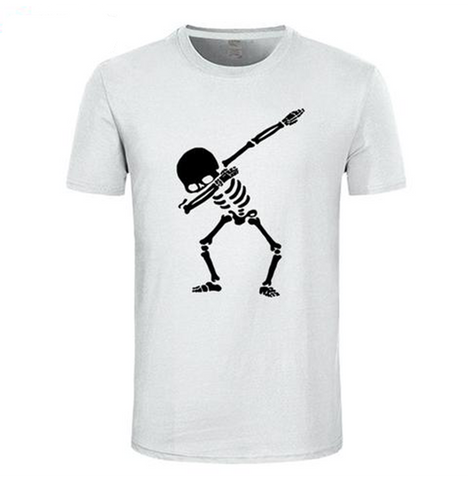 T-shirt original Dab Skeleton | Kobizz