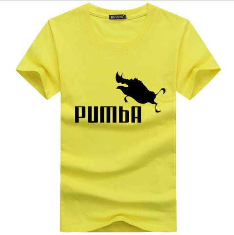 T-shirt original Pumba
