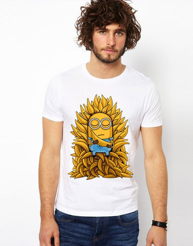 T-shirt original Banana Throne Minions