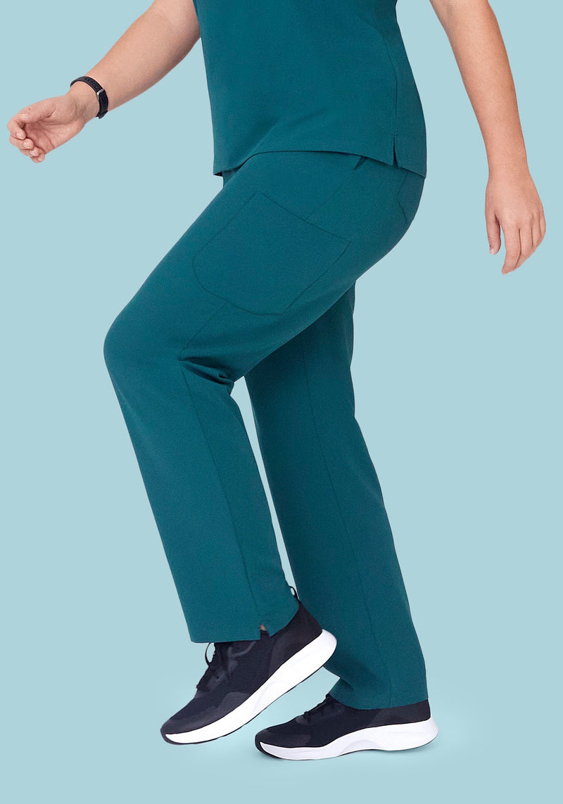 9 Pocket Cargo Pants Caribbean Blue