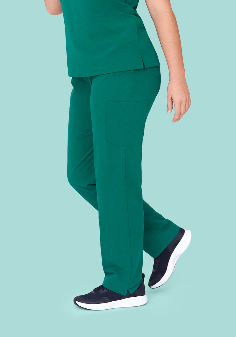 9 Pocket Cargo Pants Hunter Green