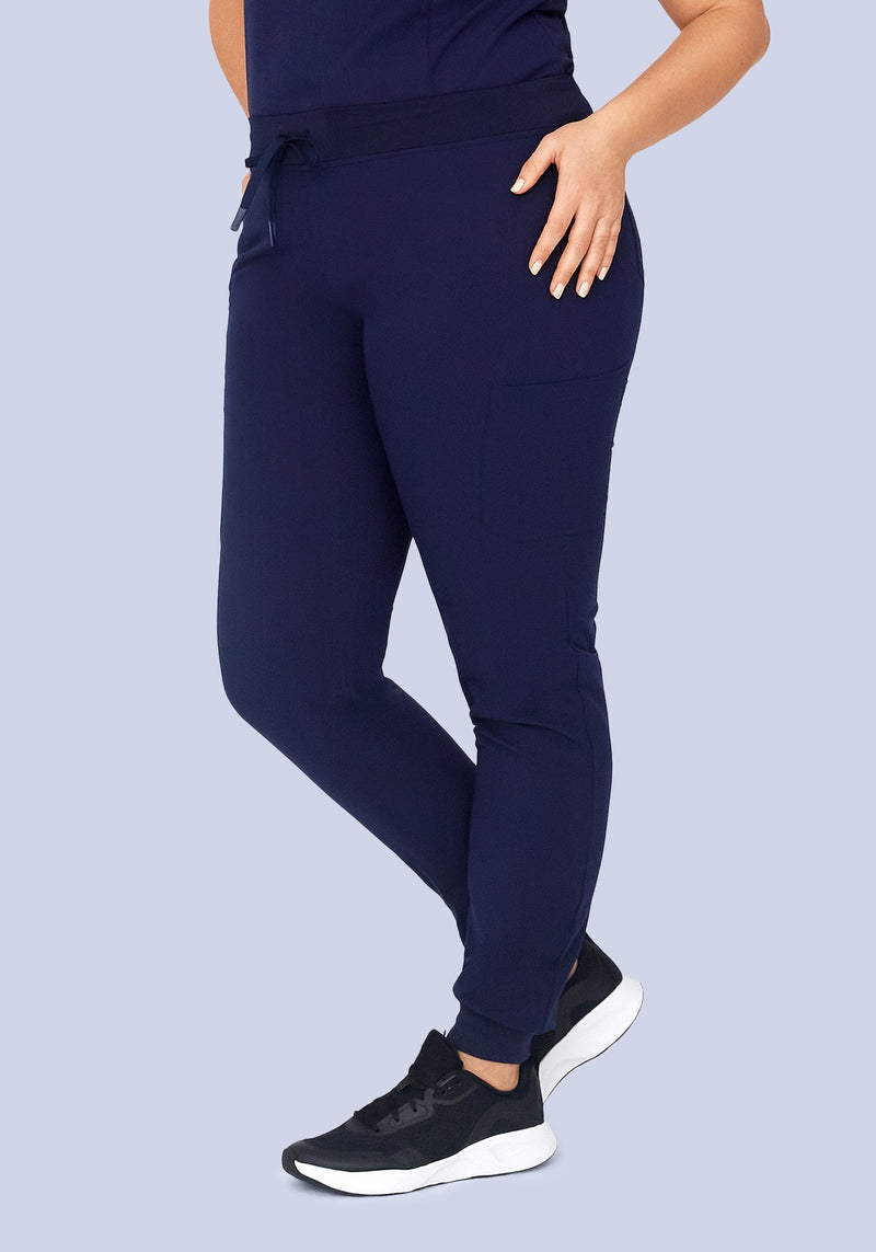 9 Pocket Joggers Navy