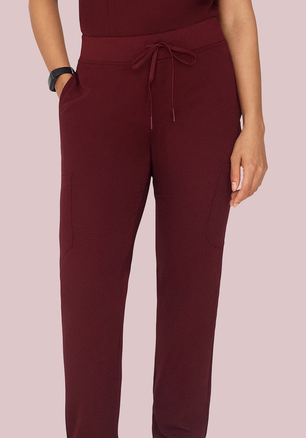 9 Pocket Joggers Wine