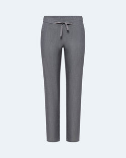 Straight Leg Scrub Pants Gray