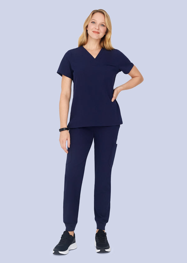 One Pocket Top Navy