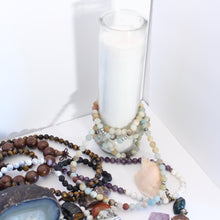 Load image into Gallery viewer, Amazonite Mala Bracelet
